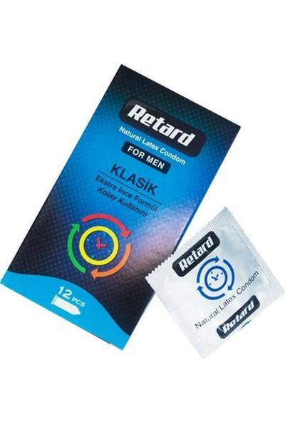 Retard Ekstra Ince 12´li Prezervatif