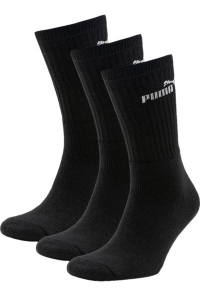 Puma 883296-01 Sport Sock 3'lü Çorap