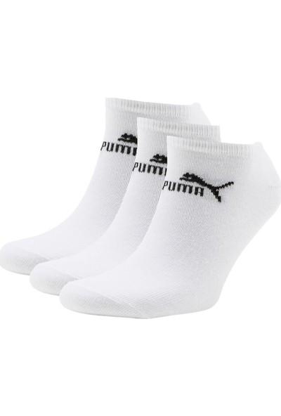 Puma 887497-02 Sneaker V 3'lü Çorap