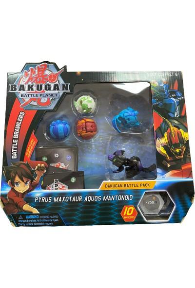 Bakugan Oyun Savaş Seti