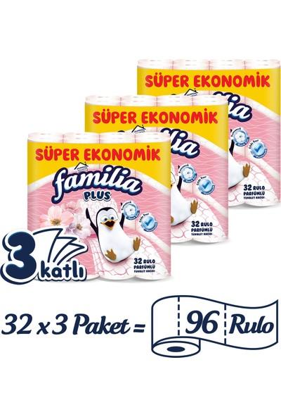 Familia Plus Parfümlü Tuvalet Kağıdı 96 Rulo