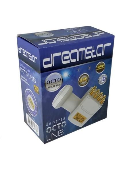 Dreamstar Octo GOLD-888 4K Lnb