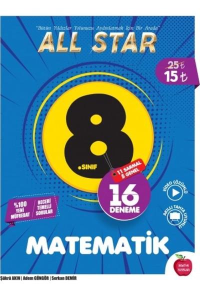 Newton Yayınları All Star Matematik 16'lı Deneme