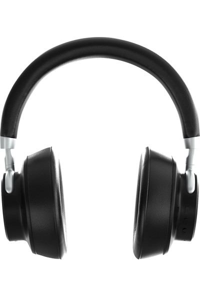 MF Product Acoustic 0460 Kulak Üstü Kablosuz Bluetooth Kulaklık Siyah