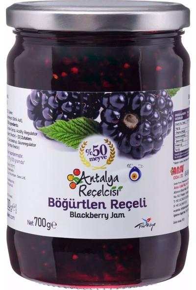 Antalya Reçelcisi Böğürtlen Reçeli 700 gr