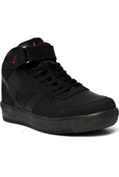 Conteyner Erkek Siyah Basketbol Ayakkabı