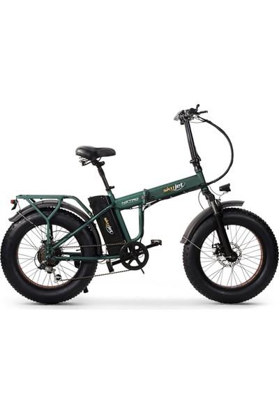 Skyjet Nıtro Pedal Destekli E-Bike(Yeşil)