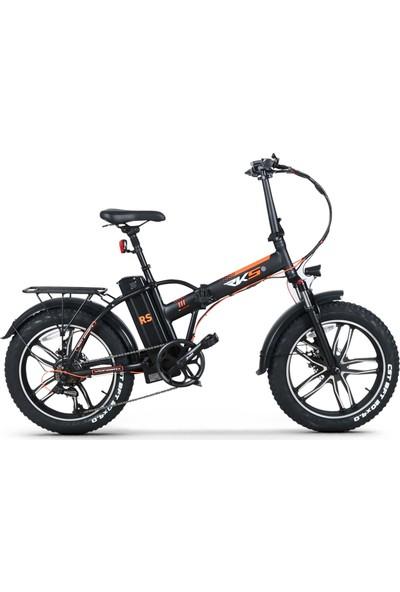 Rks Rs-3 Pro Elektrikli Bisiklet (Siyah)