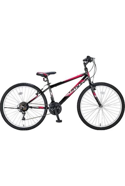 2633 26 Explorer M-Mtb-V-21 Erkek Ümit Bisiklet (Siyah-Mavi)