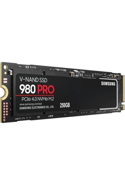 Samsung 980 Pro 250GB 7000MB-5000 MB/s Nvme PCI-E M.2 SSD MZ-V8P250BW