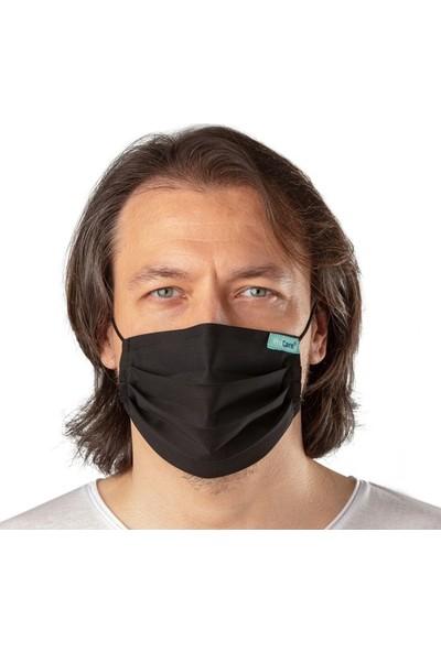 """ProCare Antiviral Maske """"Tam Koruma"""" Modeli, Yetişkin, Çocuk, Bebek Maskesi+Maske Boyun Askısı"""