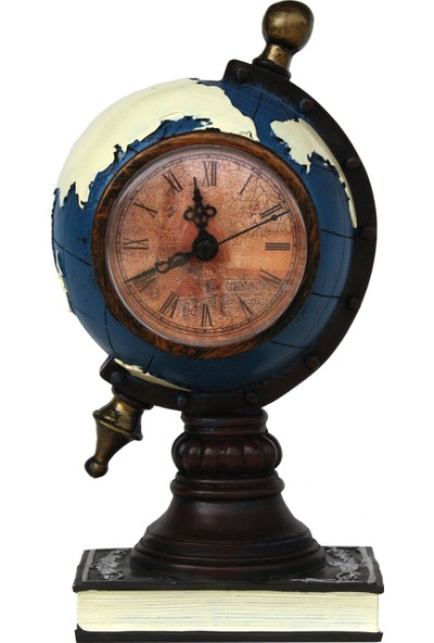 Ahşapdede Dünya Masa Saati
