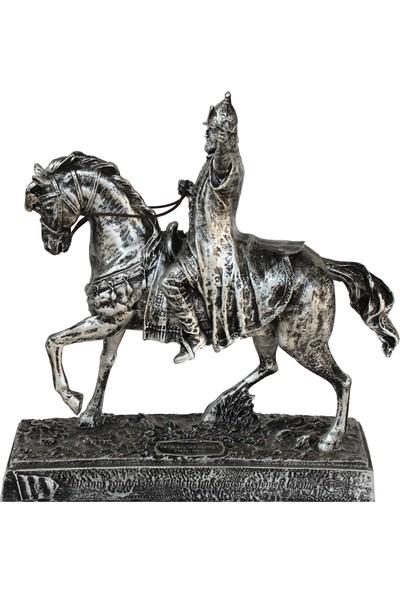 Ahşapdede Fatih Sultan Mehmet Gümüş