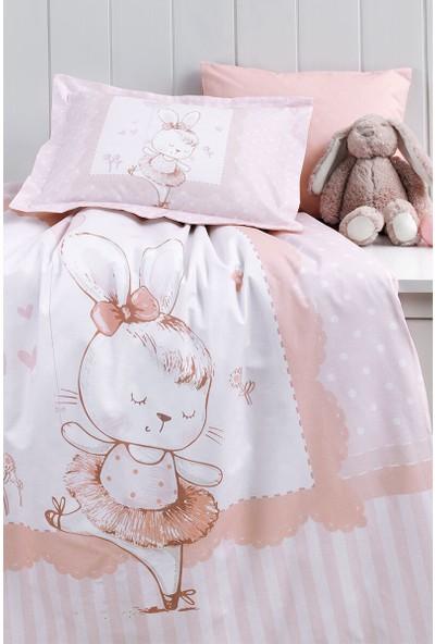 Özdilek - Dancer Bunny Battaniyeli Bebek Nevresim Takımı