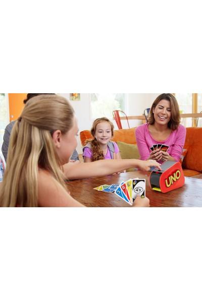 Uno Extreme Kart Oyunu 7 Yaş Ve Üzeri 2-10 Oyuncu İçin Rastgele Fırlatıcılı Gxy75