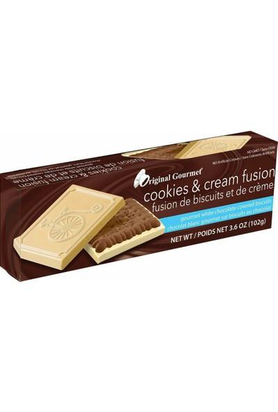 Fiorella Beyaz Çikolatalı Bisküvi 102gr