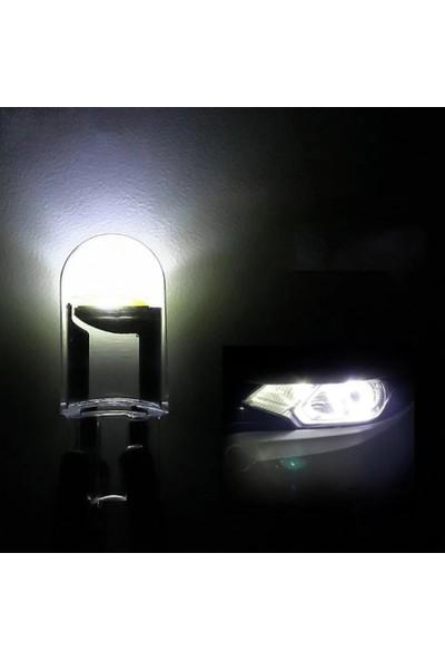 Gürler T10 LED Ampül Yeni Nesil 12V 5W Beyaz Renk 2 Adet