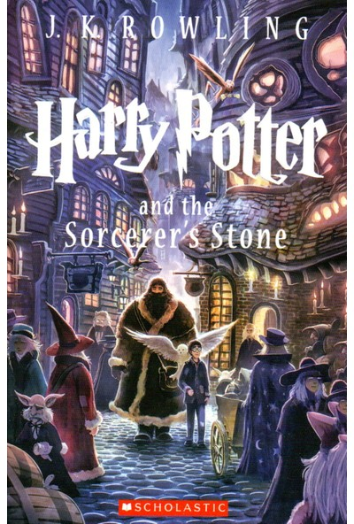 Harry Potter And The Sorcerer's Stone 1 - J.k. Rowling