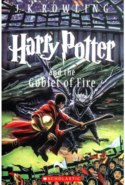 Harry Potter And The Goblet Of Fire - Book 4 | J.k. Rowling