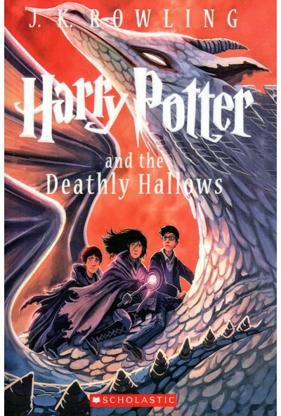 Harry Potter And The Deathly Hallows - Book 7 -| J.k. Rowling