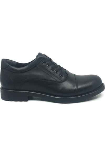 Öz Soylu Bağcıklı Rahat Erkek Günlük Kışlık Ayakkabı