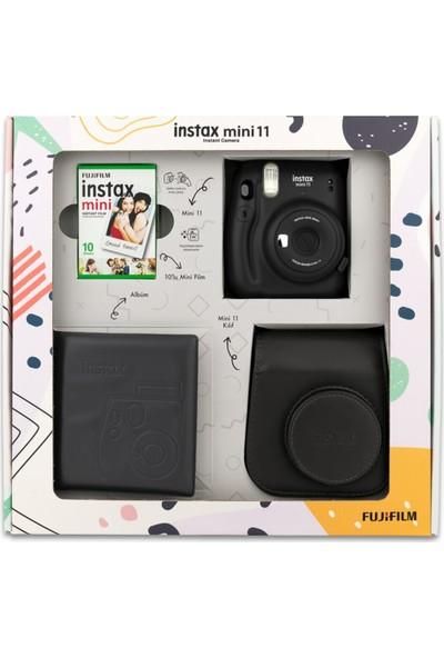Fujifilm Instax Mini 11 Kare Albümlü Siyah Box
