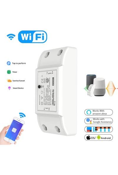 4 Adet Sonoff Basic R2 Switch Akıllı Ev Wifi Rölesi