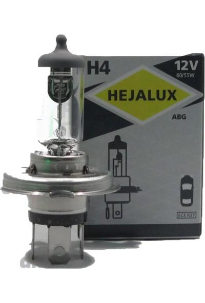 HEJALUX Hejalüx H4 Far Ampulü 43T 12 Volt 90/100W Fazla Işık