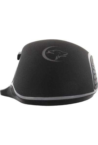MF Product Strike 0608 Kablosuz Gaming Mouse Siyah
