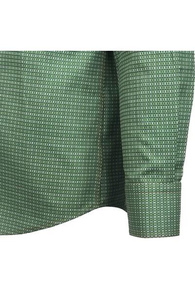 Paul Martın Erkek Gomlek U002291 - Yeşil