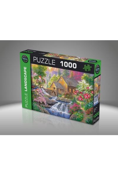 Neon 1000 Parça Puzzle Bahar Zamanı