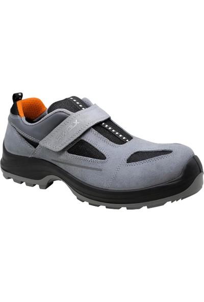 Swolx Clas X-12 Süet Kompozit Burun Iş Ayakkabısı