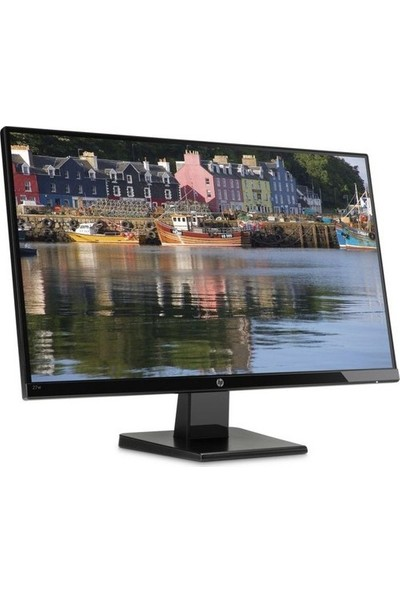 "HP 1JJ98AA 27"" 5ms (Analog+HDMI) Full HD IPS Monitör"