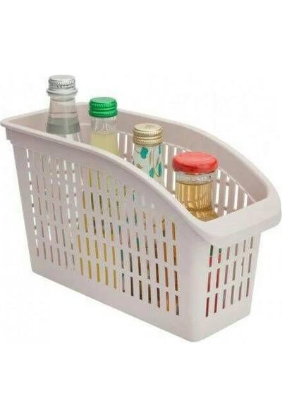 Biotech 3 Adet Dolap İçi Sebze Meyve Buzdolabı Düzenleyici Raf Sepeti