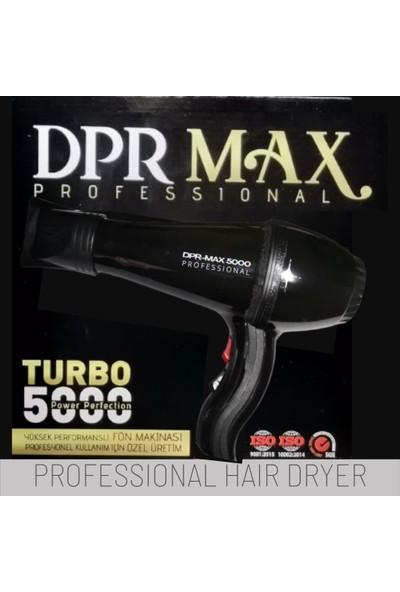 Dpr Max Turbo 5000 Fön Makinası