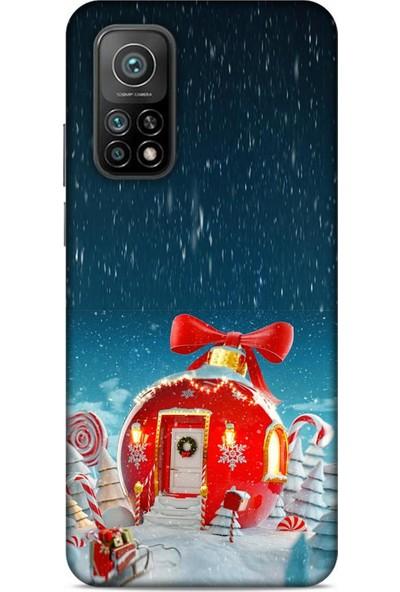 Lopard Xiaomi Mi 10T Pro 5G Kılıf Snowix (9) Kılıf Kırmızı