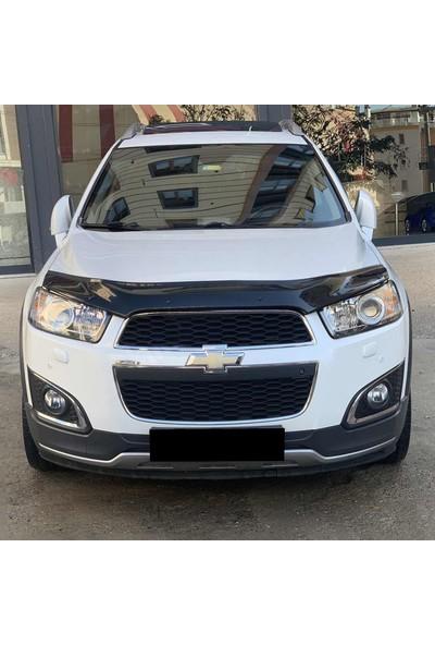 Cappafe Chevrolet Captiva 2012-2019 Ön Kaput Koruma