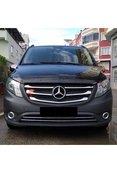 Cappafe Mercedes-Benz Vıto W447 2015VE Sonrası 1.kalite Ön Kaput Koruma