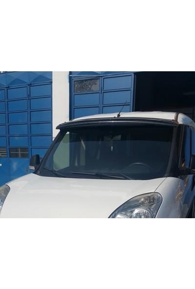 Cappafe Fiat Doblo 2010-2015 Arası Ön Cam Güneşliği
