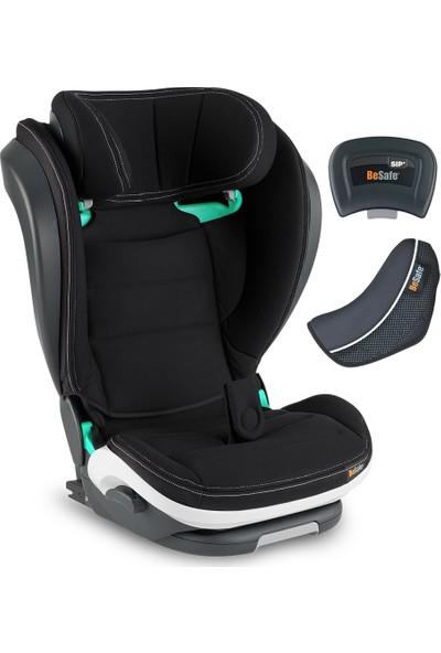 BeSafe İzi Flex Fix İ - Size 15-36 kg İsofix'li Oto Koltuğu Black Car Interior