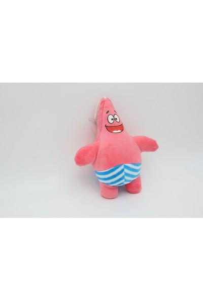 Mrc Pembe Sevimli Deniz Yıldızı Pelüş Oyuncak 20 cm