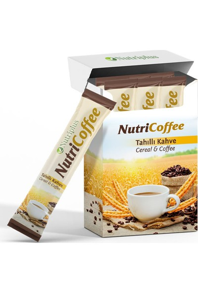 Farmasi Nutriplus Nutricffee Tahıllı Kahve