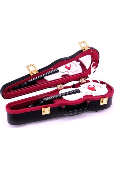 Mnk Home Eğlenceli Müzik Kutusu Gitar C0534