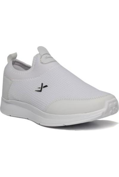 Brago Erkek Beyaz Sneaker Ayakkabı