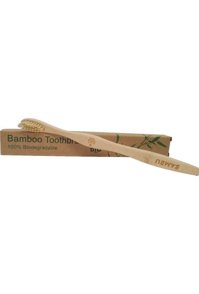 Bio Asia Bambu Diş Fırçası Karton Kutulu