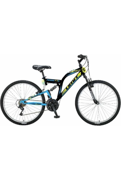 Ümit 2451 24 Pegretta Msv - V Fren 21 Vites Srn Ümit Bisiklet (Lime Siyah)