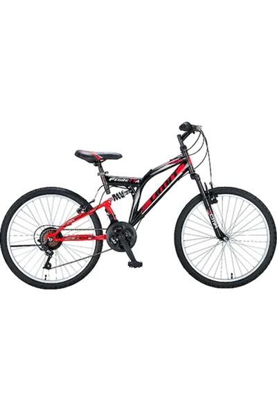 Ümit 2651 26 Pegretta Msv - V Fren 21 Vites Srn Ümit Bisiklet (Siyah Kırmızı)