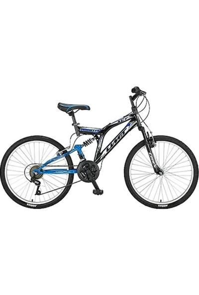Ümit 2451 24 Pegretta Msv - V Fren 21 Vites Srn Ümit Bisiklet (Siyah Mavi)