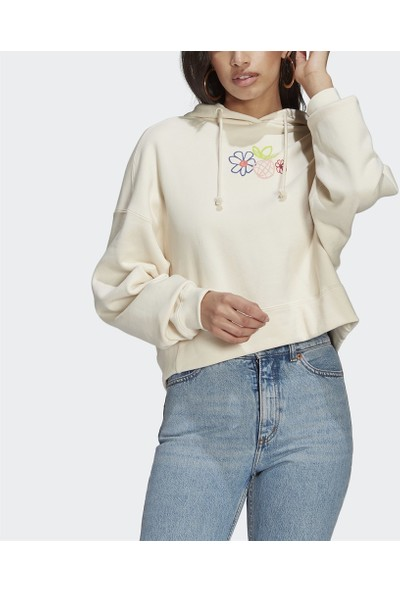 Adidas Adicolor Kadın Sweatshirt