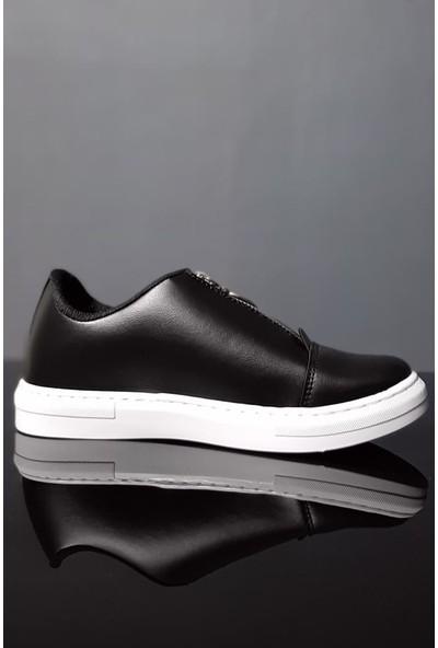 Modafrato Wz-02 Fermuarlı Kadın Spor Ayakkabı